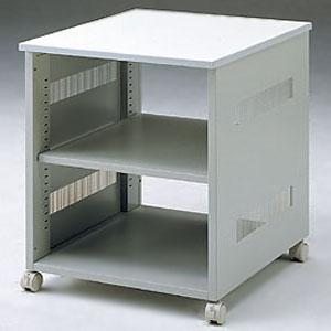 サンワサプライ CPUボックス 幅600mm 総耐荷重100kg CP-019N