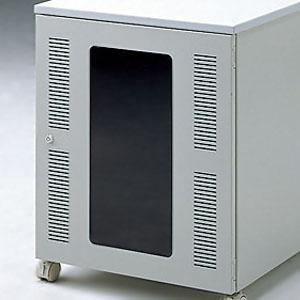 サンワサプライ 前扉 CP-026N用 鍵付き CP-026N-1
