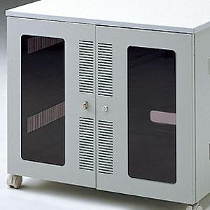 サンワサプライ 前扉 CP-018N用 鍵付き CP-018N-1