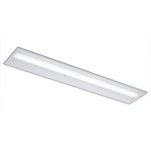 東芝 【お買い得品 2台セット】 LEDベースライト 《TENQOOシリーズ》 40タイプ 埋込形 下面開放W220 人感センサー内蔵 一般タイプ 2500lmタイプ Hf32形×1灯用定格出力形器具相当 昼白色 LEKR422252YN-LD9_2set:電材堂