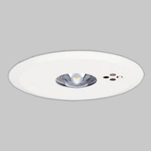 パナソニック LED非常用照明器具 長時間定格型 60分間タイプ 1.2W 埋込穴:φ100mm リモコン自己点検機能付 昼白色 NNFB91685