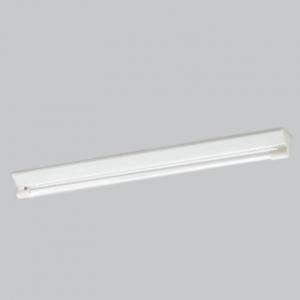 オーデリック LEDベースライト 《レッド・チューブ》 40形 2400lm 直付型 1灯用 昼白色タイプ 5000K 本体色:白色 XL251192P1