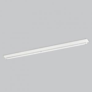 オーデリック LEDベースライト 《レッド・チューブ》 110形 5920lm 直付型 逆富士型(幅広) 1灯用 昼白色タイプ 5000K XL251537P1