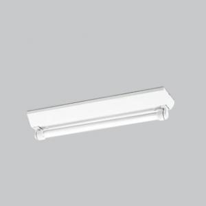 オーデリック LEDベースライト 《レッド・チューブ》 20形 1025lm 防雨・防湿型 直付型 逆富士型 1灯用 昼白色タイプ 5000K XG254080