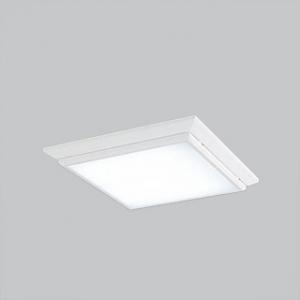 オーデリック LEDスクエアベースライト FHP32W×4灯相当 4497lm 白色タイプ 4000K XD266058P1