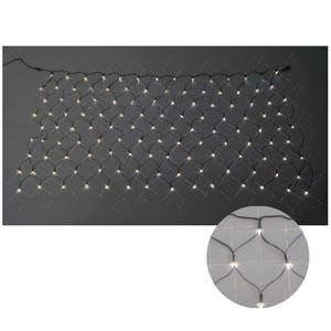 ジェフコム LEDクロスネット 2×2m(電球色/電球色) SJ-N20-LL