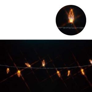 良質  ジェフコム LEDストリング リーフ型 10m 10m (黄 リーフ型/黄) LEDストリング SJ-E05LF-10YY, アクセサリーと雑貨 MILESマイルズ:e70b7b06 --- supercanaltv.zonalivresh.dominiotemporario.com