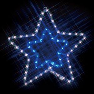 素晴らしい外見 ジェフコム ジェフコム LEDジョイントモチーフ 星(二重) 星(二重) SJ-C11WB-JT SJ-C11WB-JT, GZONEゴルフ:4698a4db --- construart30.dominiotemporario.com