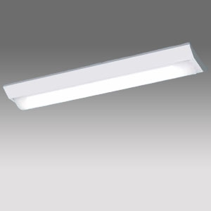 パナソニック 【お買い得品 10台セット】 一体型ベースライト 天井直付型 《iDシリーズ Dスタイル》 20形 W150 一般タイプ 1600lmタイプ FL20形×2灯器具相当 昼白色 非調光タイプ XLX210AENLE9_10set
