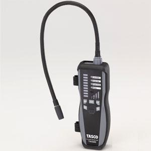 タスコジャパン 高感度赤外線検知方式(NDIR方式)リークテスタ 吸引式 検出感度3.0g/年 TA430D