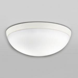 オーデリック LEDバスルームライト 白熱灯50W2灯相当 防雨・防湿型 壁面・天井面・傾斜面取付兼用 昼白色タイプ オフホワイト OW269025ND