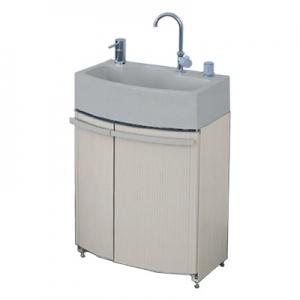 KVK ガーデンドレッサー 給水接続専用 収納部ベージュ色 KWT-2BE