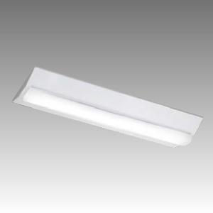 東芝 【お買い得品 10台セット】 LEDベースライト 《TENQOOシリーズ》 20タイプ 直付形 W230 一般タイプ 800lmタイプ FL20形×1灯用器具相当 昼白色 非調光タイプ LEKT223083N-LS9_set