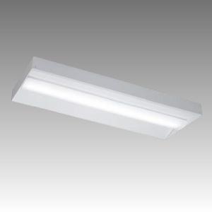東芝 【お買い得品 10台セット】 LEDベースライト 《TENQOOシリーズ》 20タイプ 直付形 下面開放 一般タイプ 3200lmタイプ Hf16形×2灯用高出力形器具相当 昼白色 調光タイプ LEKT225323N-LD9_set