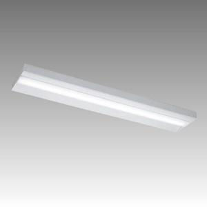 東芝 LEDベースライト 《TENQOOシリーズ》 40タイプ 直付形 下面開放 一般タイプ 5200lmタイプ Hf32形×2灯用定格出力形器具相当 昼白色 非調光タイプ LEKT425523N-LS9