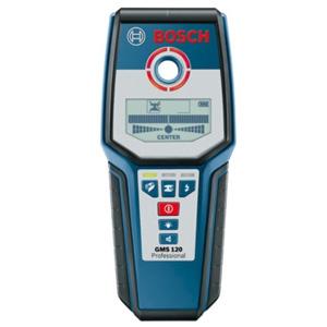 BOSCH デジタル探知機 0.27kg 最大検知深さ120mm バックライト付大型液晶 GMS120