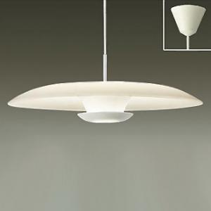 DAIKO LEDペンダントライト 高演色LED 白熱灯100W相当 非調光タイプ 9.1W 吊高さ調節可能 拡散パネル付 電球色タイプ DPN-36917
