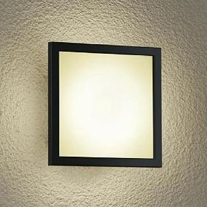 DAIKO LEDブラケットライト ランプ付 防雨形 白熱灯60W相当 非調光タイプ 6.7W 電球色タイプ DWP-37674