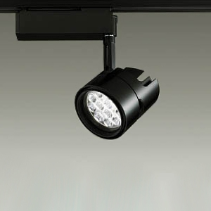 DAIKO LEDスポットライト 《andna》 LZ2 モジュールタイプ CDM-T35W相当 調光タイプ 配光角20° 電球色タイプ ブラック LZS-60532YB