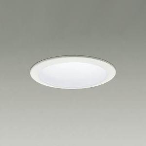 DAIKO LEDダウンライト LZ2 モジュールタイプ FHT42W相当 埋込穴φ125mm 配光角50° 制御レンズ付 電源別売 温白色タイプ ホワイト LZD-60754AW