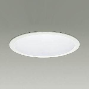 DAIKO LEDダウンライト LZ5 モジュールタイプ CDM-TP70W相当 埋込穴φ200mm 配光角60° 制御レンズ付 電源別売 電球色タイプ ホワイト LZD-60758YW