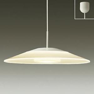 DAIKO LED小型ペンダントライト 白熱灯100W相当 非調光タイプ 8W 広角形 吊高さ調節可能 電球色タイプ DPN-38298Y