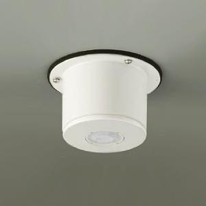 DAIKO 人感センサー ON/OFFタイプ 防雨・防湿形 -30°対応 LZA-91551