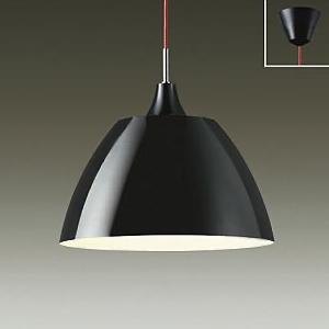 DAIKO LEDペンダントライト ランプ付 白熱灯60W相当 非調光タイプ 6.2W 口金E26 吊高さ調節可能 電球色タイプ DPN-38521Y