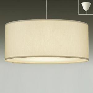 DAIKO LED小型ペンダントライト 白熱灯60W×4灯相当 非調光タイプ 26.4W 口金E26 吊高さ調節可能 電球色タイプ 白 DPN-39003Y