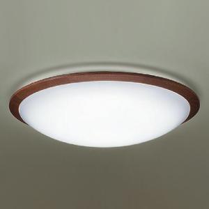 DAIKO LEDシーリングライト ~6畳用 タイマー付リモコン付属 プルレス調色・調光タイプ(昼光色~電球色) 38W ウォールナット色 DCL-39446