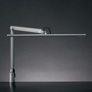 山田照明 大型LEDスタンドライト クランプ式 白熱灯150W相当 調光機能付 シルバー 《Zライト》 Z-S5000SL