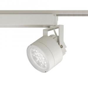 オーデリック LEDスポットライト HID35Wクラス スーパーマーケット向け 精肉・青果タイプ(3200K) 光束1709lm 配光角59° オフホワイト XS256453