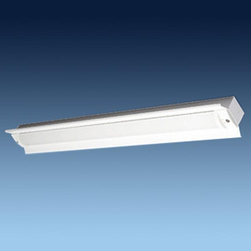 日立 交換形LEDベースライト 《スマートユニット》 40形 直付形 笠付形 防湿・防雨形 3800lmタイプ FLR40形×2灯器具相当 昼白色 WGP4B1+WGE403NE-N14A1