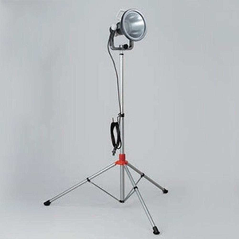 ハタヤ LEDプロライト 三脚スタンド型 屋外用 30W高輝度LED 昼光色 接地付 電線長5m LFT-30