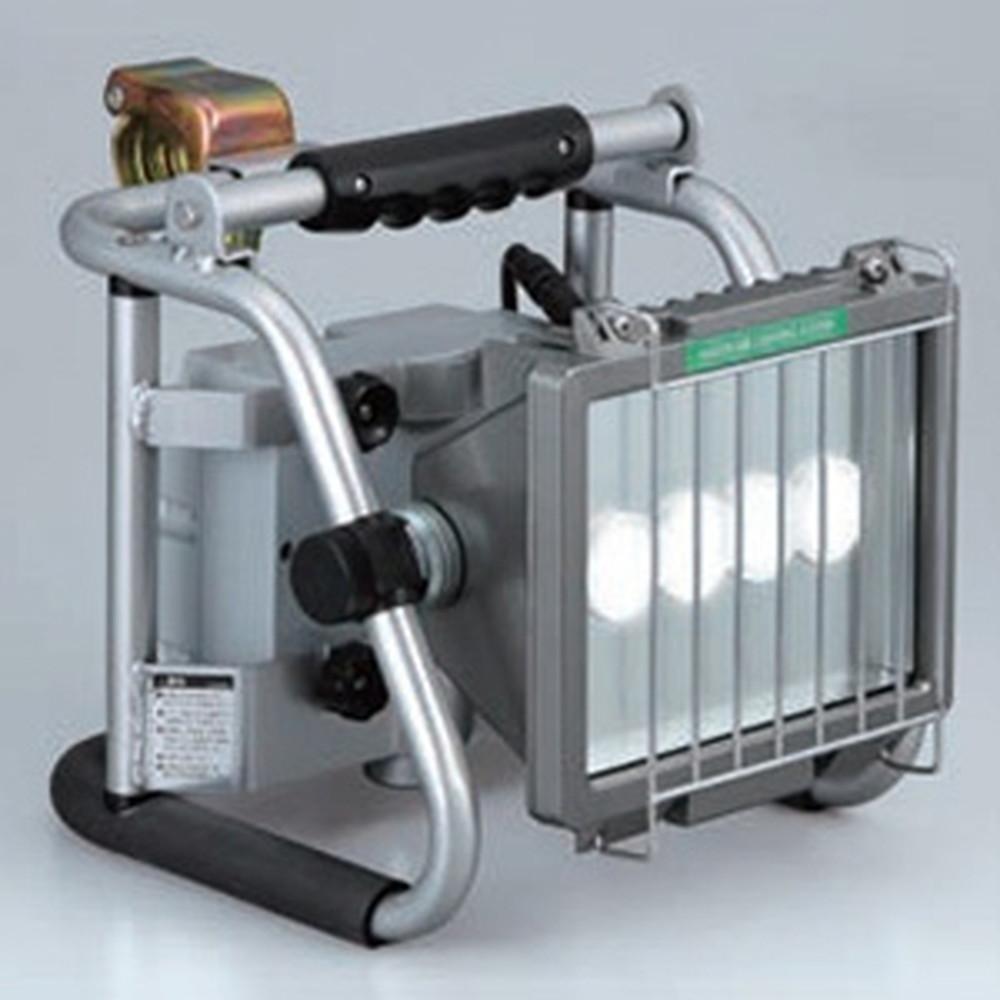 ハタヤ LEDジューデンライト 屋外用 30W高輝度LED マルチスタンドタイプ LEF-30B