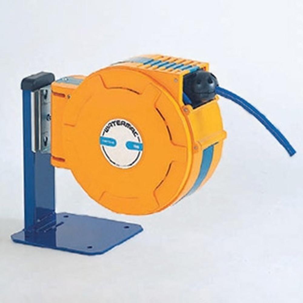ハタヤ 取付型自動巻取リール 水用 《ウォーターマックXL》 ホース長15m 径12×17mm WXP-154