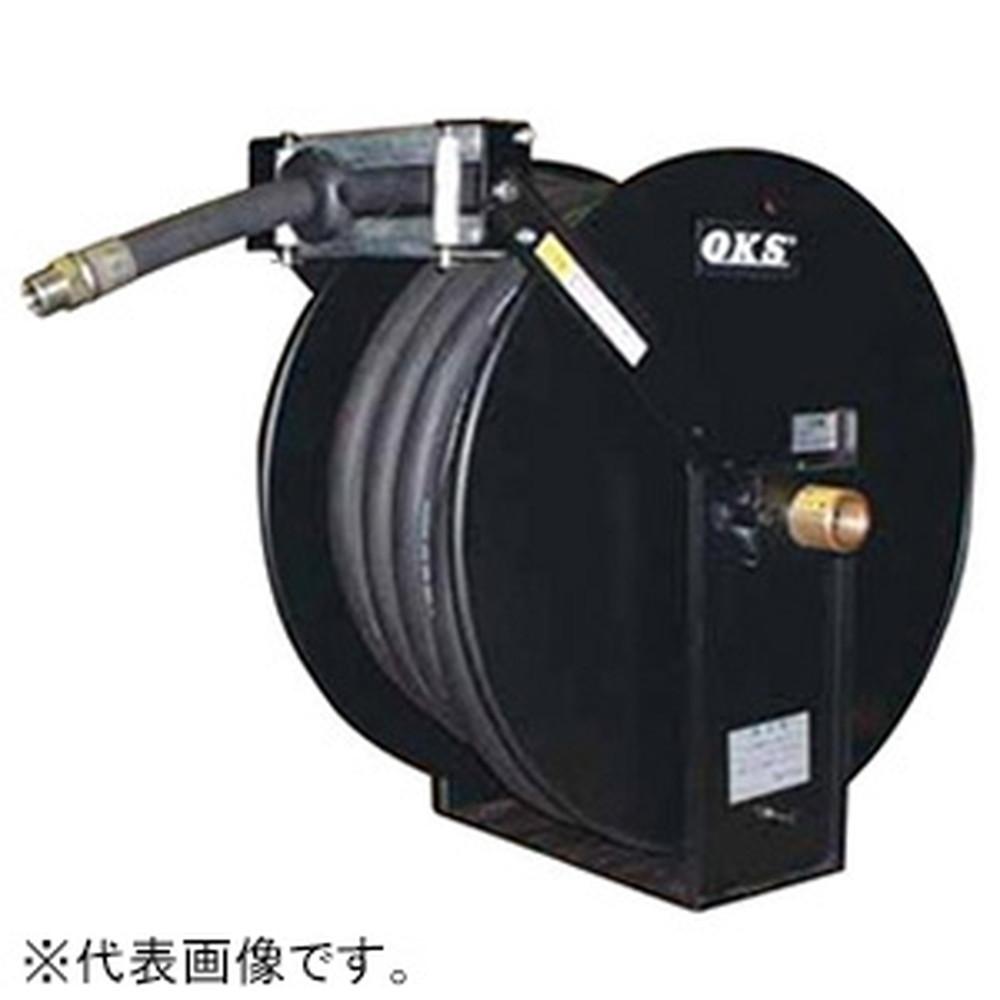 ハタヤ 流体リール 流体供給用 ホース長25m 低温水・エアー用 HRW-25LGS