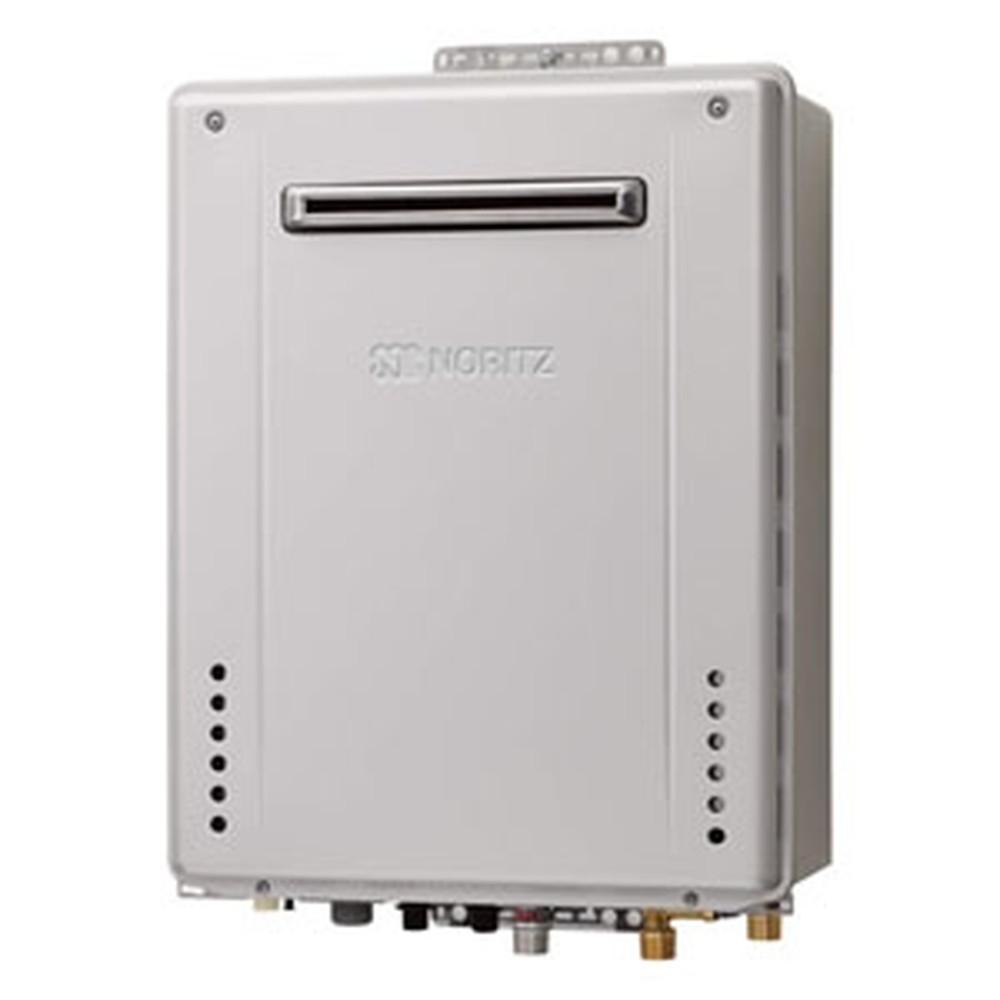 ノーリツ ガスふろ給湯器 《エコジョーズ》 設置フリー形 16号給湯タイプ シンプルタイプ 壁掛形 PRO-TECメカ搭載 戸建住宅向け PS標準設置形 給水・給湯接続R3/4(20A) ガス種12A・13A GT-C1662SAWXBL20A12A13A