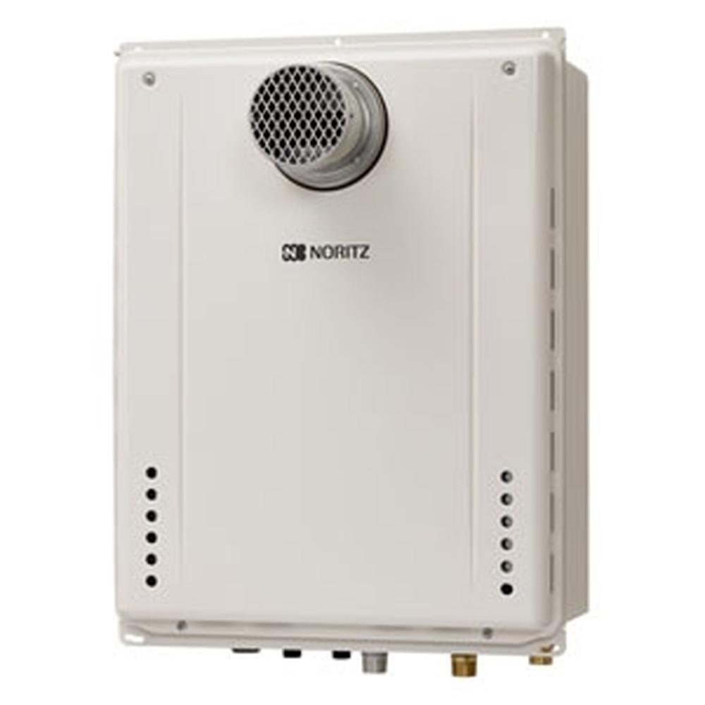 ノーリツ ガスふろ給湯器 設置フリー形 20号給湯タイプ スタンダードタイプ 壁掛形 PRO-TECメカ搭載 集合住宅向け PS扉内設置形 給水・給湯接続R3/4(20A) ガス種12A・13A GT-2060AWX-TBL20A12A13A