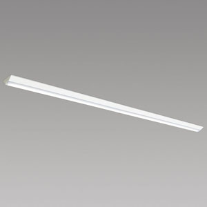 NEC LED一体型ベースライト 《Nuシリーズ》 110形 直付形 逆富士形 150mm幅 一般タイプ 10000lmクラス 固定出力方式 FLR110×2灯相当 昼白色 MVB8122/10HN21-N5