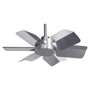 ナカトミ 攪拌送風機 《風太郎》 ステンレスタイプ 風量3段階調節 アルミ6枚羽根 羽根径75cm MIXF-30S