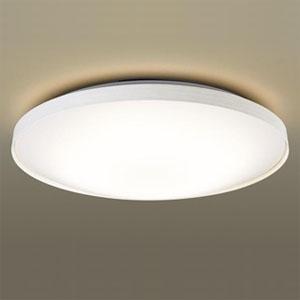 パナソニック LEDシーリングライト ~8畳用 天井直付型 調光・調色タイプ 昼光色~電球色 リモコン付 LSEB1083K