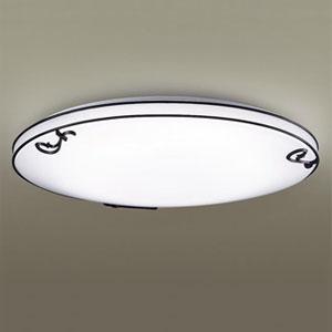 パナソニック LEDシーリングライト ~12畳用 天井直付型 調光・調色タイプ 昼光色~電球色 リモコン付 LSEB1107