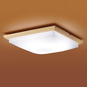 パナソニック LEDシーリングライト 和風タイプ ~8畳用 天井直付型 調光・調色タイプ 昼光色~電球色 リモコン付 LSEB8023K
