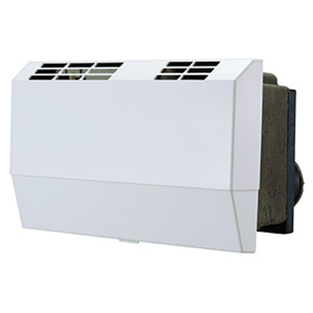 MAX 全熱交換型換気扇 1室タイプ 適用床面積8~12帖 壁埋込型 常時換気用 白 ES-U12D1