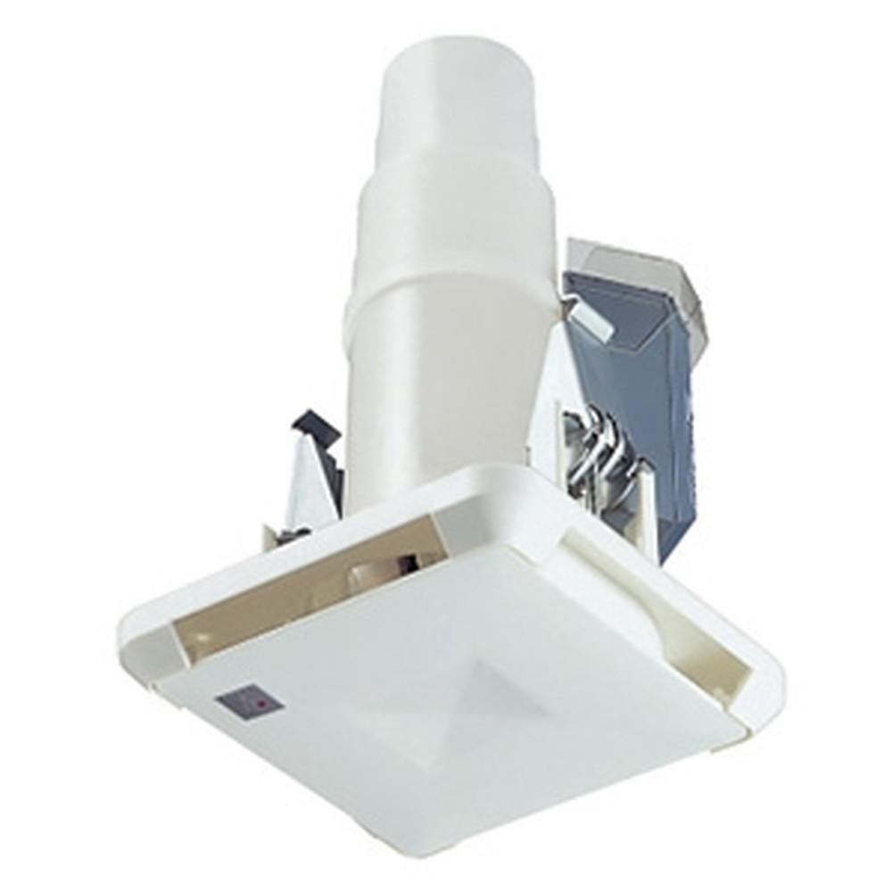 MAX 角型給気グリル ストレート・直タイプ プラズマクラスター技術搭載 風量調節機構付 白 ES-50KSW3-CX