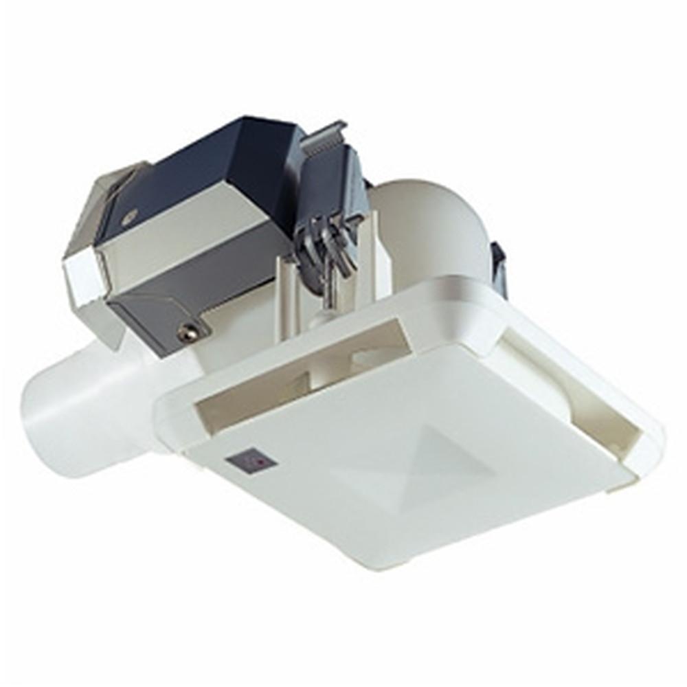 MAX 角型給気グリル エルボ・曲タイプ プラズマクラスター技術搭載 風量調節機構付 白 ES-50KLW3-CX