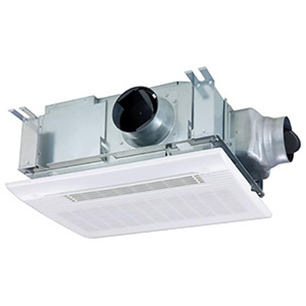 MAX 浴室暖房・換気・乾燥機 《ドライファン》 3室換気タイプ 集合住宅用 天吊り・天井直付けタイプ AC100V専用 開口寸法285×410mm BS-133HM