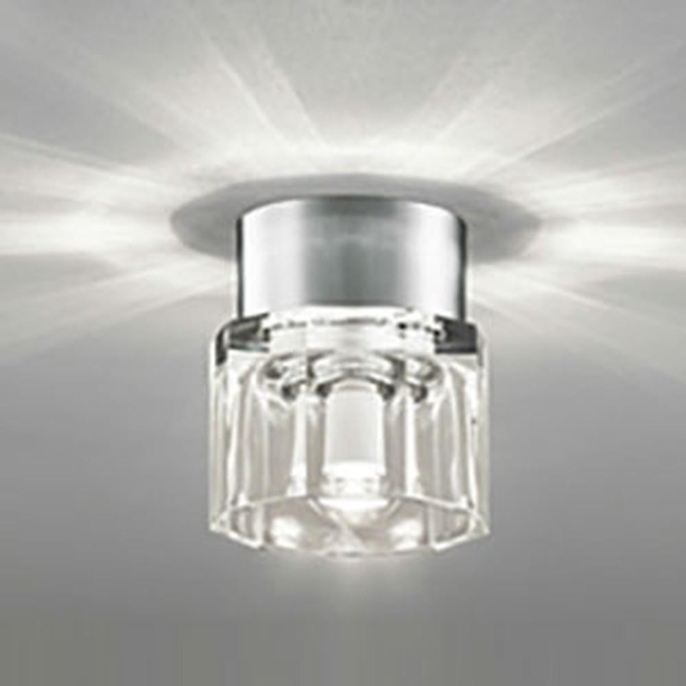 オーデリック LED小型シーリングライト 白熱灯40W相当 電球色 調光タイプ OL251524LC