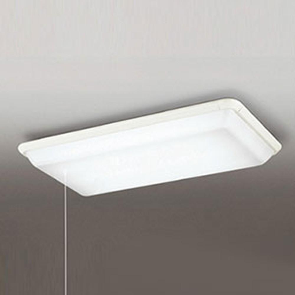 オーデリック LEDシーリングライト ~6畳用 昼白色 段調光タイプ プルスイッチ付 OL251327